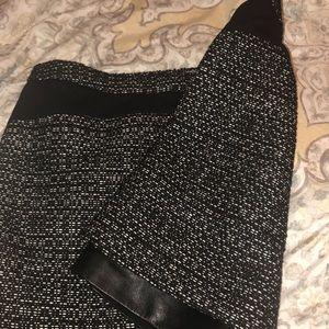 Diane Von Furstenberg Tweed Skirt